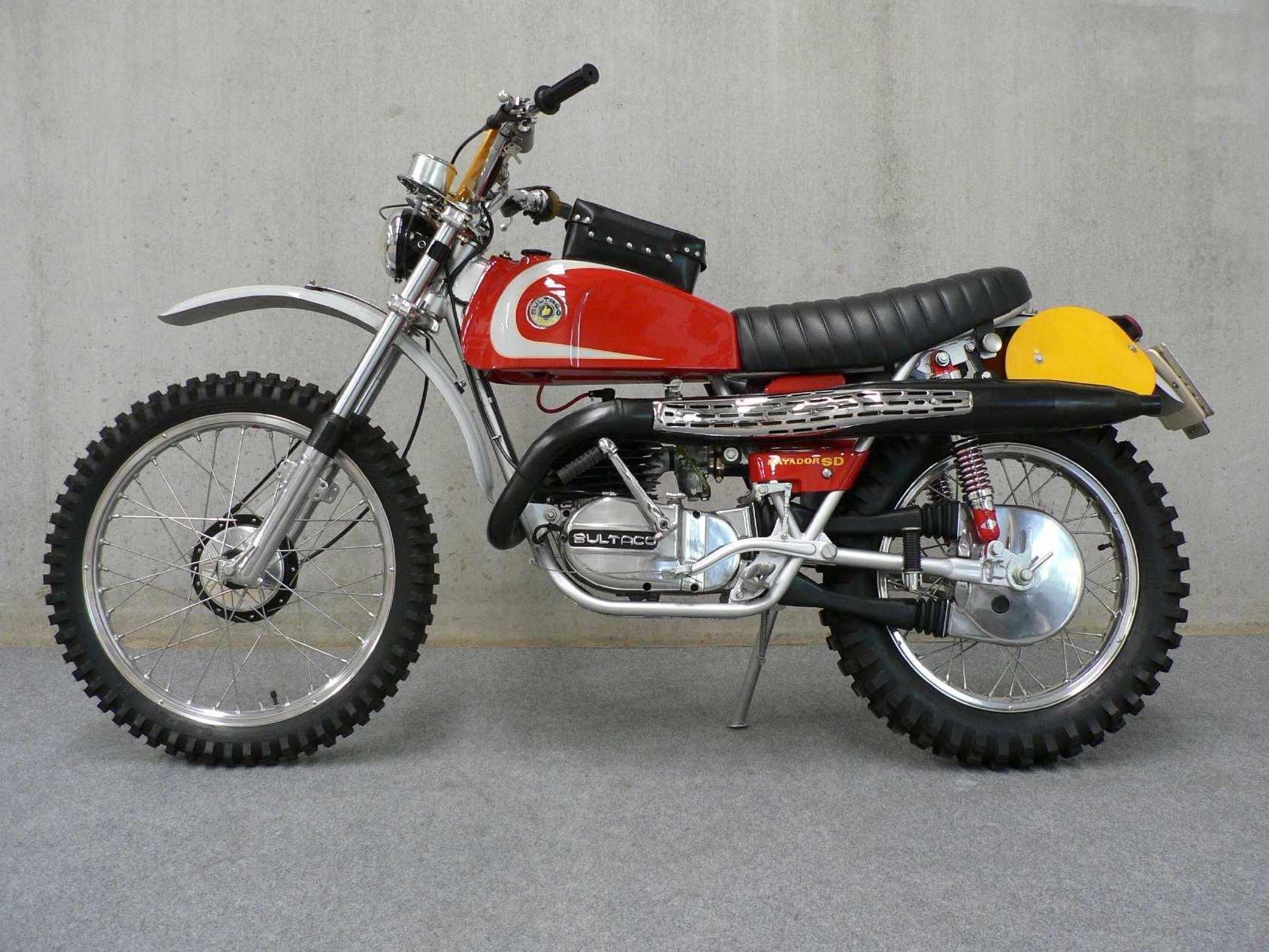 motorcycle restored