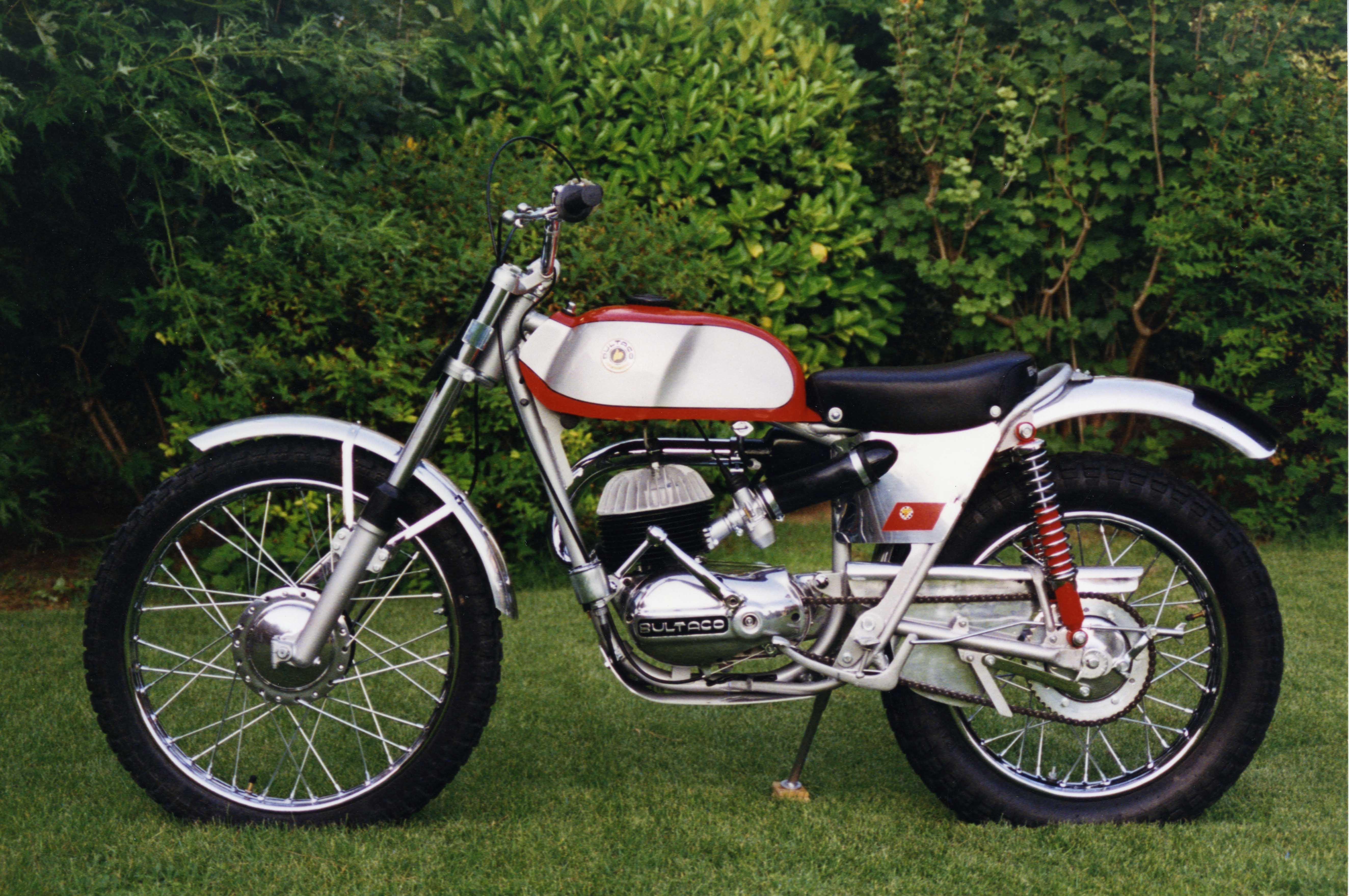 Bultaco Sherpa T Mod  10 - 2ª serie (Six Days) - Collection