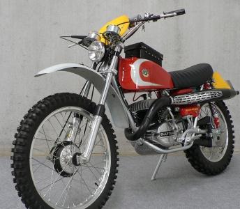 Bultaco Matador MK 5 SD – Collection JMCB