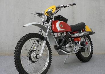 Bultaco Matador MK 5 SD -Colección JMCB