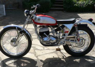 Bultaco Sherpa T Mod. 27 (San Antonio) -Colección JMCB