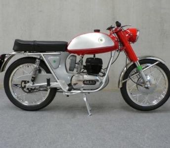 Ossa Sport 250cc -Colección JMCB